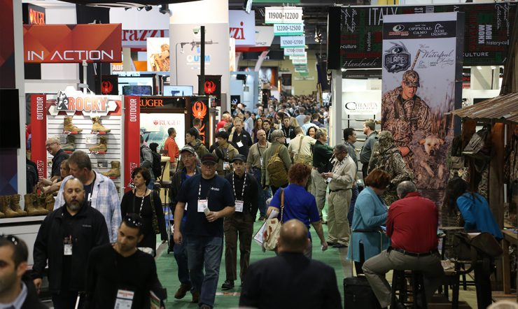 SHOT Show Badge - Registration